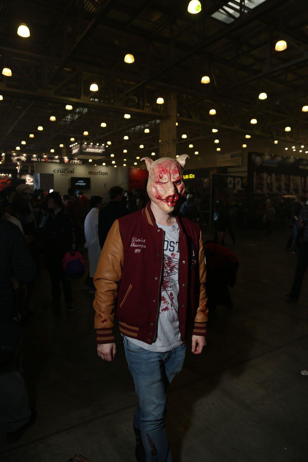 «Игромир 2015» и Comic Con Россия в лицах | Канобу - Изображение 21