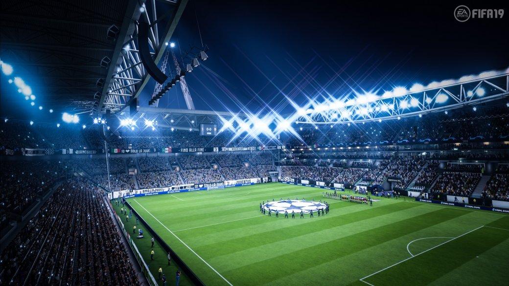Суть. FIFA 19 — грандиозный футбольный симулятор | Канобу - Изображение 9314