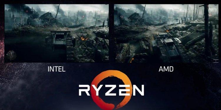 AMD сравнила производительность процессоров Ryzen с Intel Core i7 | Канобу - Изображение 5893