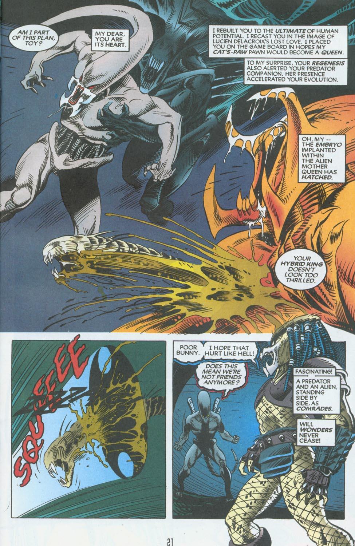 Бэтмен против Чужого?! Безумные комикс-кроссоверы сксеноморфами | Канобу - Изображение 7