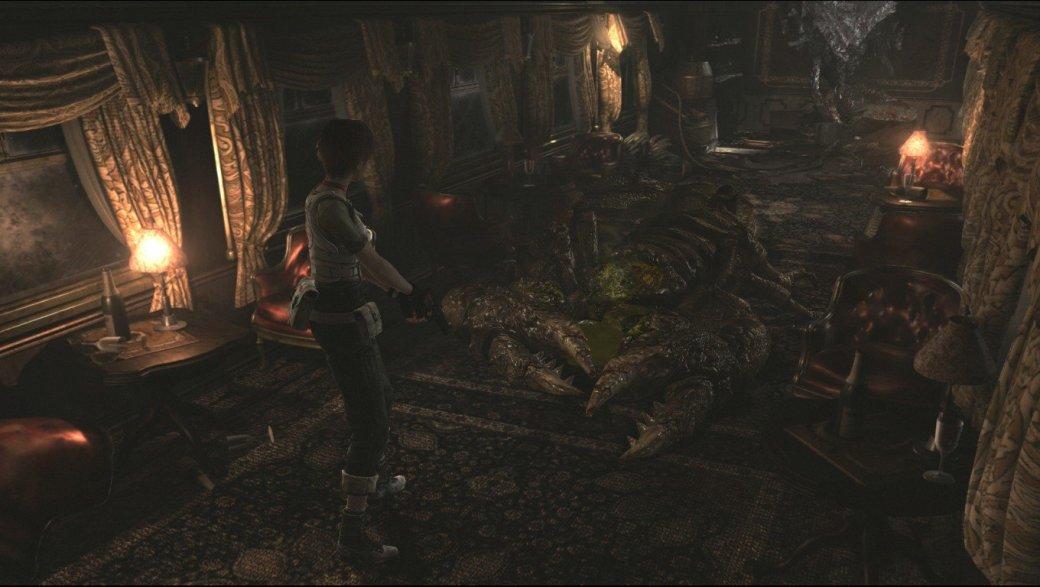 Рецензия на Resident Evil Zero HD | Канобу - Изображение 4115