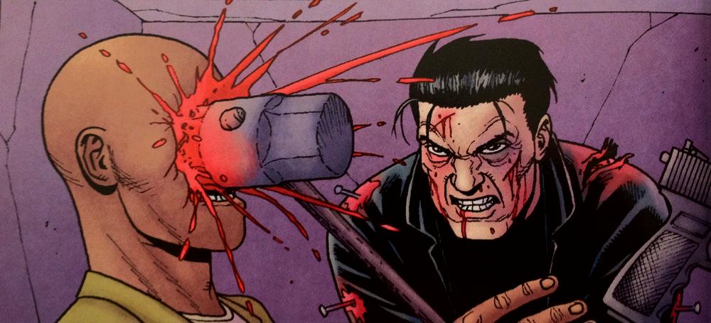 10 жестоких комиксов про Карателя | Канобу