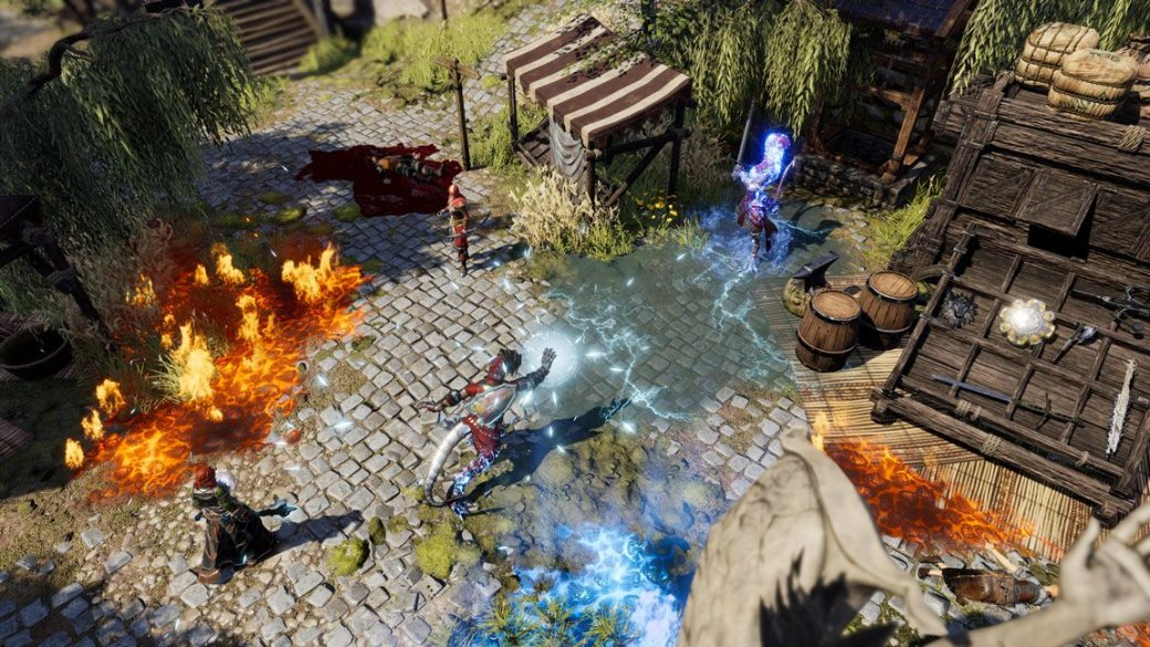 На сайте Larian появился тизер новой игры. Это Divinity 3 или Baldur's Gate 3? | Канобу - Изображение 6890