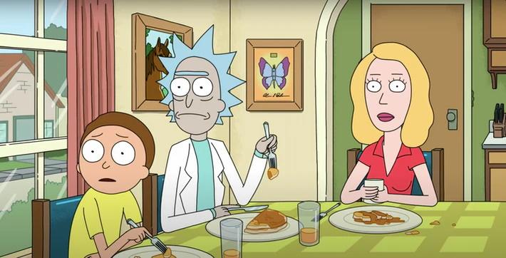 Рецензия на 7 серию 4 сезона сериала «Рик и Морти» | Канобу - Изображение 1076
