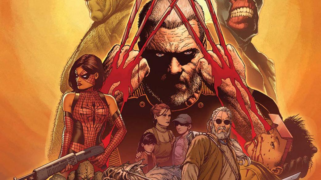 Old Man Logan: чем закончилась история Старика Логана восновной вселенной?   Канобу