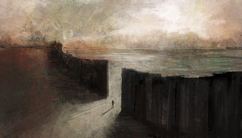 За стеной | Канобу - Изображение 1