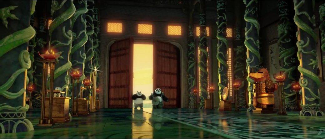 Рецензия на «Кунг-фу Панду 3» | Канобу - Изображение 10