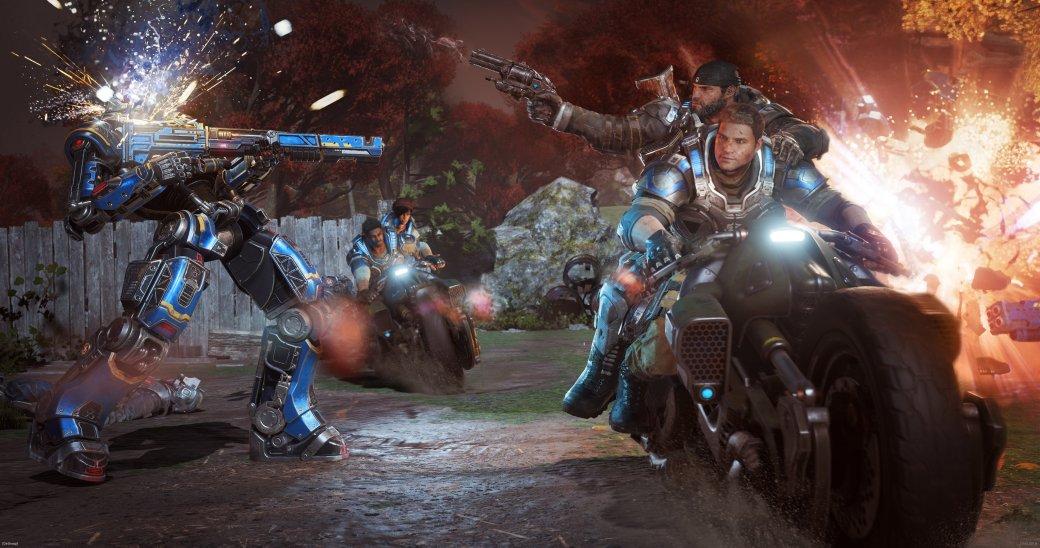 Рецензия на Gears of War 4 | Канобу - Изображение 10834