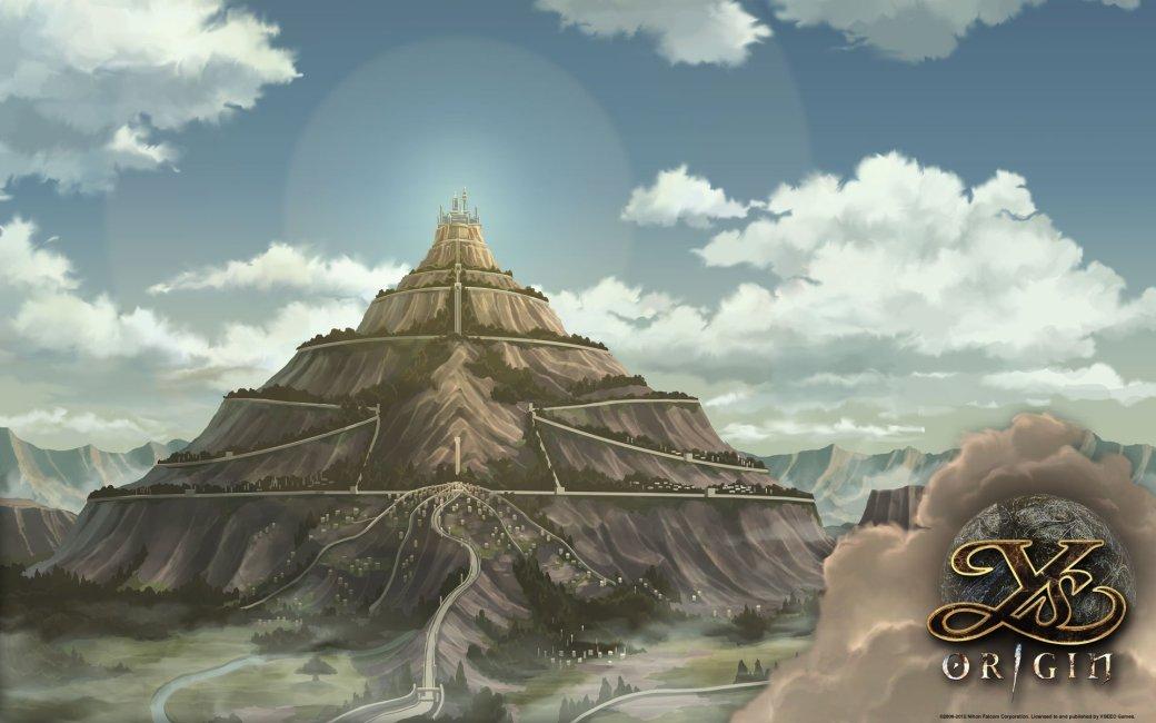 Ys Origin. С небес на землю. | Канобу - Изображение 1