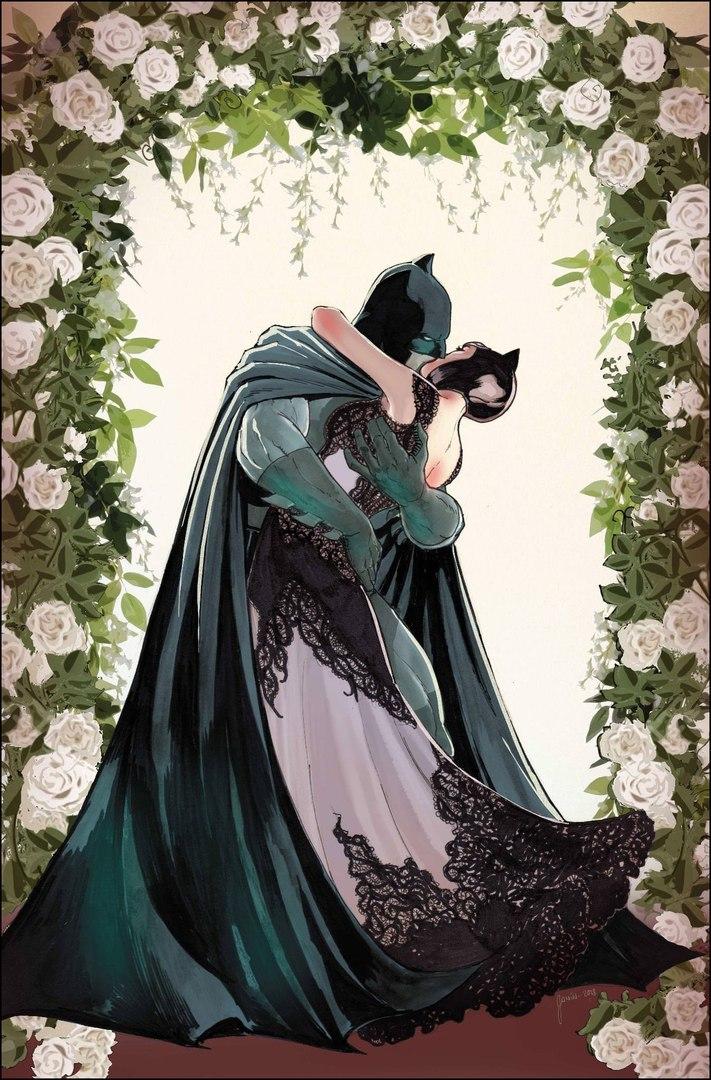 Авыготовы ксвадьбе Бэтмена иЖенщины-кошки?. - Изображение 1