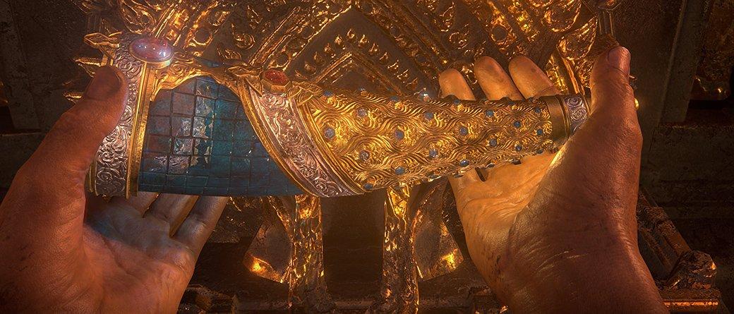 Индийская мифология и реальные места в Uncharted: The Lost Legacy | Канобу - Изображение 763