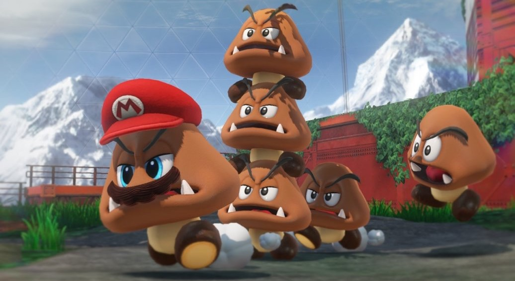 Рецензия на Super Mario Odyssey | Канобу - Изображение 1