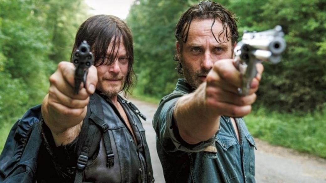 Сериал Ходячие мертвецы  (Walking Dead) - сюжет, актеры и роли, спойлеры, стоит ли смотреть | Канобу - Изображение 3