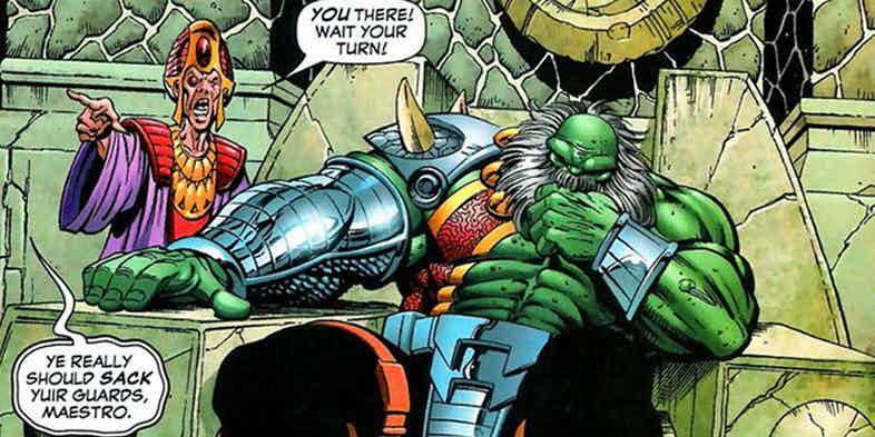 15 самых странных версий Халка в комиксах | Канобу - Изображение 5307