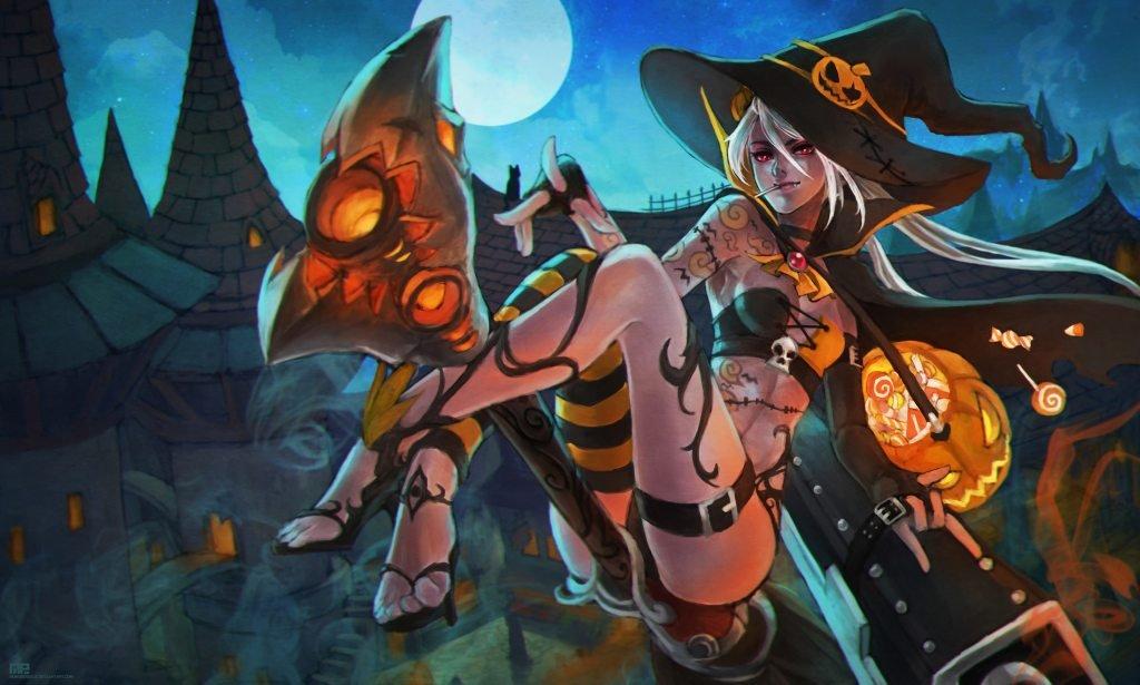 Виртуальный Хэллоуин. Где и как в играх можно провести 31-е октября | Канобу