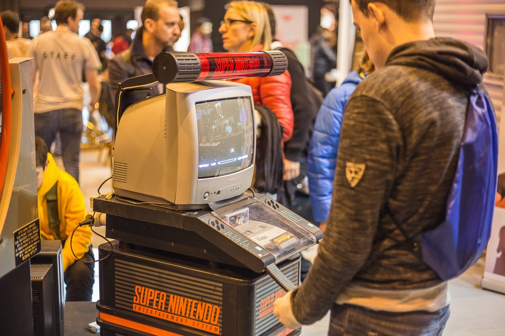 ФОТО. Репортаж «Канобу» сParis Games Week 2017— «Игромир» намаксималках. - Изображение 129