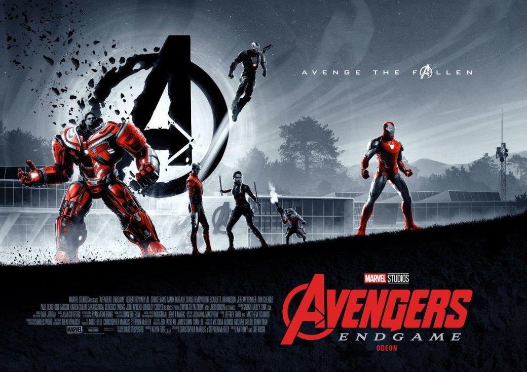Новые постеры «Мстителей: Финал» намекают нато, что герои разобьются надве команды. Кто скем? | Канобу - Изображение 3