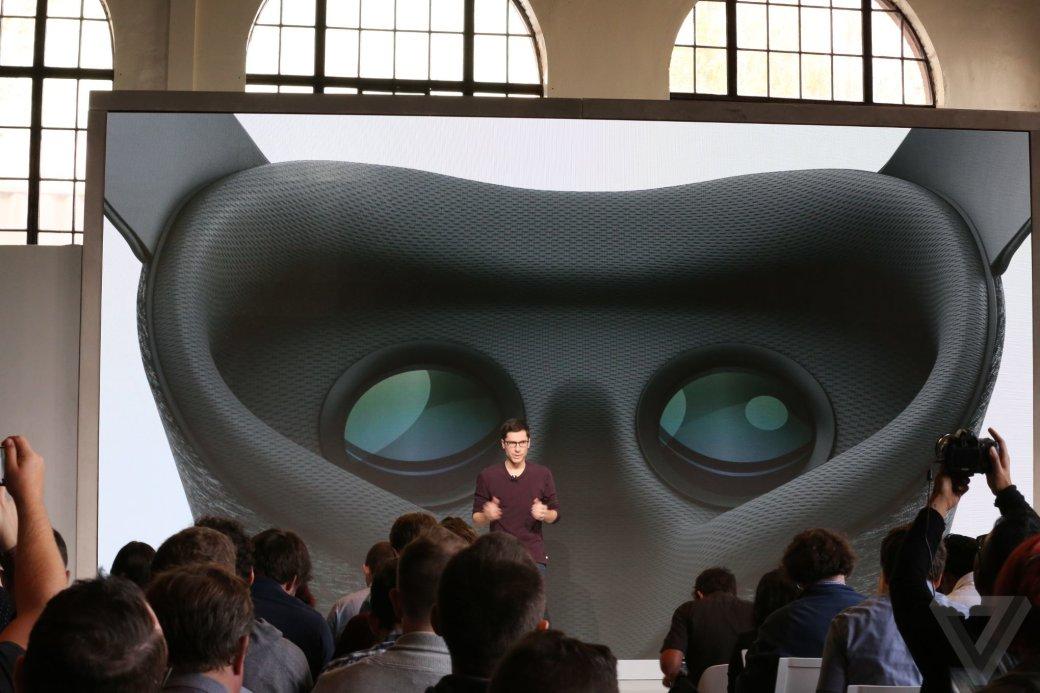 Google показала «реально синие» смартфоны Pixel иVR-шлем Daydream | Канобу - Изображение 11096