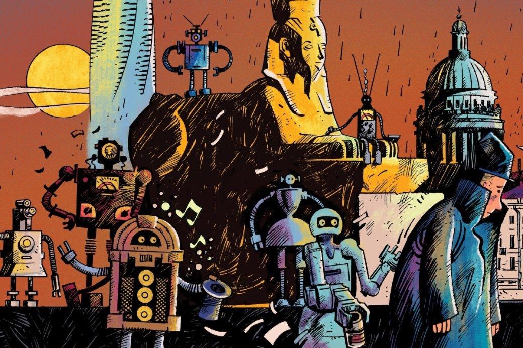 Дикий мир будущего: что почитать, если после Death Stranding хочется еще футуризма | Канобу