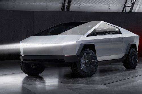 Илон Маск: дизайн Tesla Cybertruck взяли утранспорта изшутеров Halo
