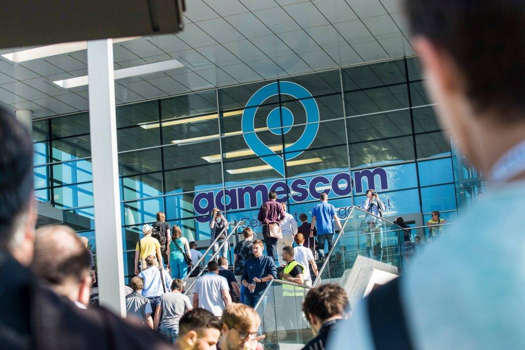 Как менялась Gamescom. Фотографии ифакты о крупнейшей игровой выставке в Европе | Канобу