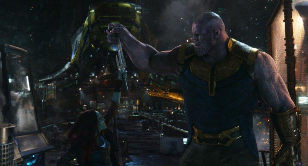 Почему в«Войне Бесконечности» непоказали сражение заКамень Силы? Отвечает сценарист фильма. - Изображение 2