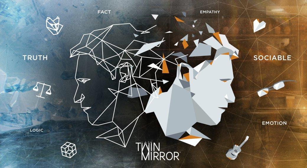 Предварительный обзорTwin Mirror (2020) | Канобу