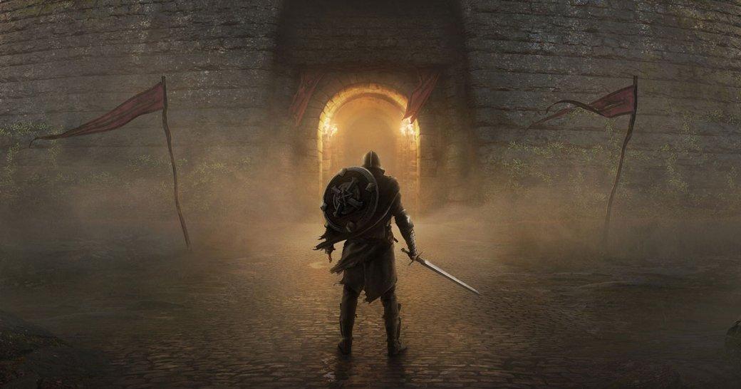 Разбор The Elder Scrolls: Blades в раннем доступе — лучшей мобильной игры Bethesda | Канобу