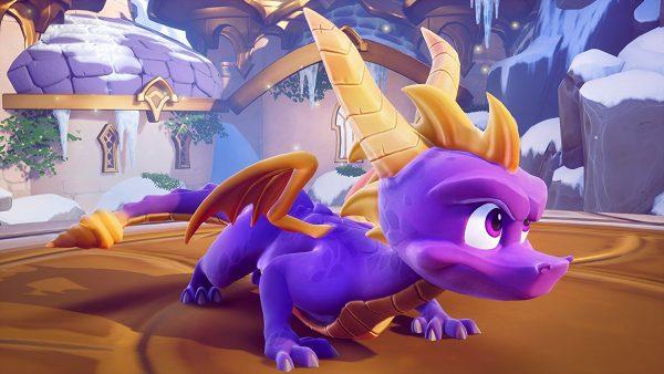 Массовая утечка по ремейкам Spyro Reignited Trilogy: скриншоты, бокс-арт и дата релиза. - Изображение 1