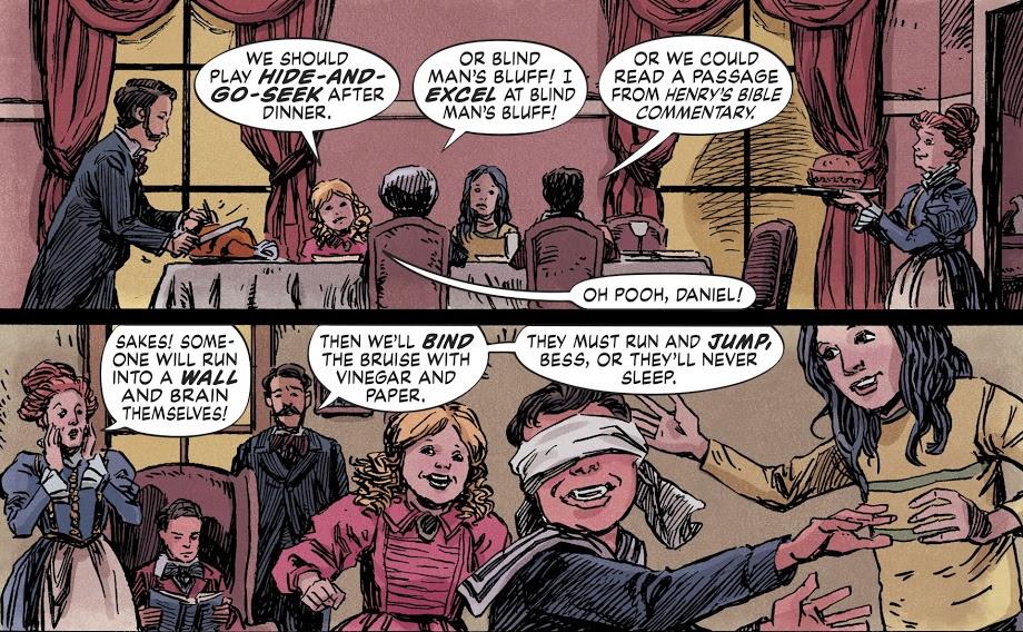 Рецензия на комиксы «The Dollhouse family» | Канобу - Изображение 3122