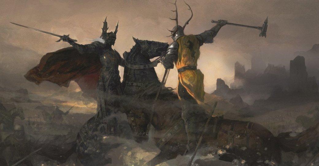 Рецензия на новую повесть Джорджа Р. Р. Мартина «Сыновья дракона» | Канобу - Изображение 1