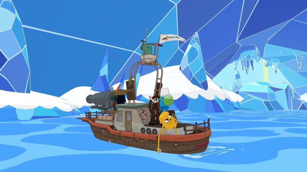 Обзор Adventure Time: Pirates ofthe Enchiridion для PC, PS4, Xbox One и Nintendo Switch | Канобу - Изображение 2