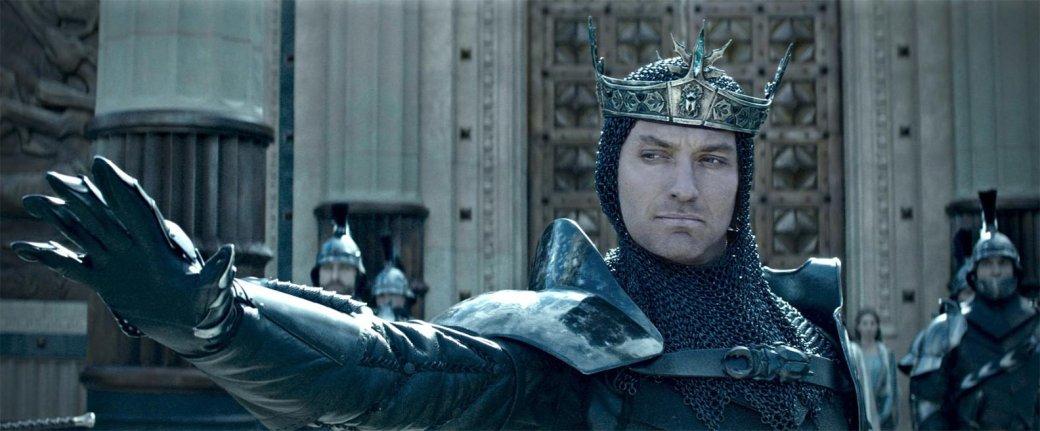Рецензия на «Меч Короля Артура» | Канобу - Изображение 12049