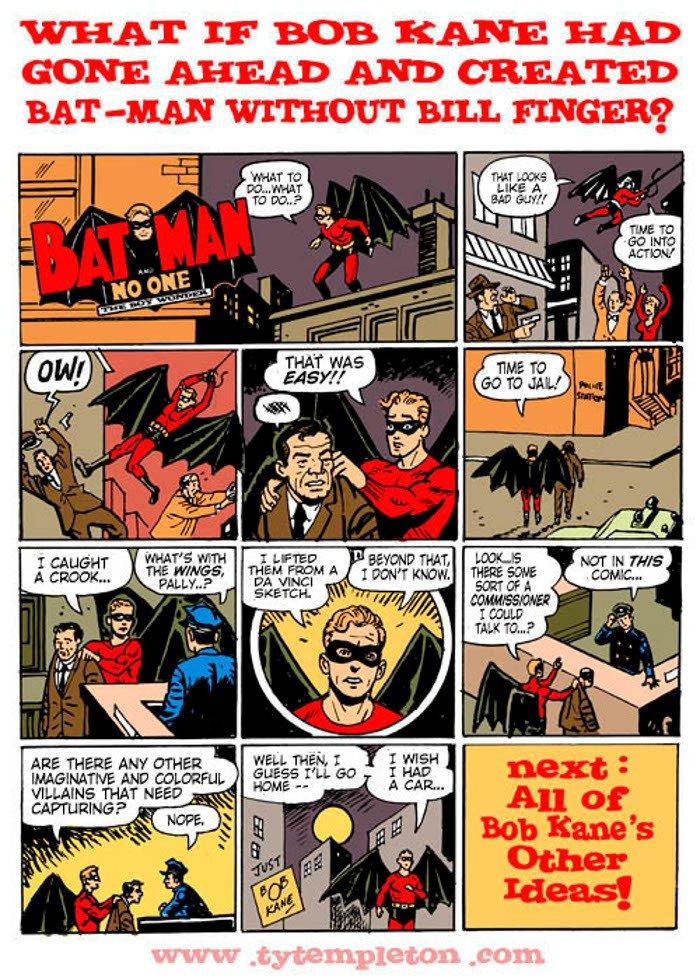 О втором «отце» Бэтмена Билле Фингере снимут документальный фильм | Канобу - Изображение 8570