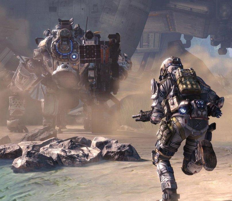 Обзор Titanfall - рецензия на игру Titanfall   Рецензии   Канобу