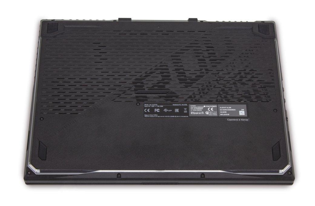 Практичный исбалансированный: ноутбук ASUS ROG Strix G | Канобу - Изображение 3756