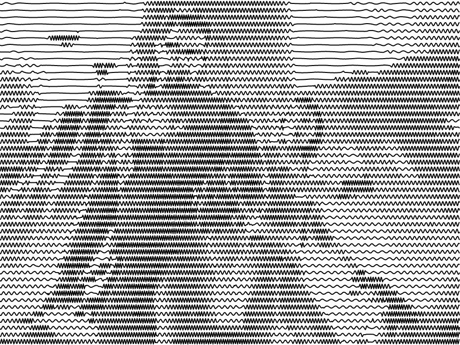 Бэтмен, Ведьмак и Макс Пэйн в минимализме — всего 50 линий и 2 цвета   Канобу - Изображение 6928