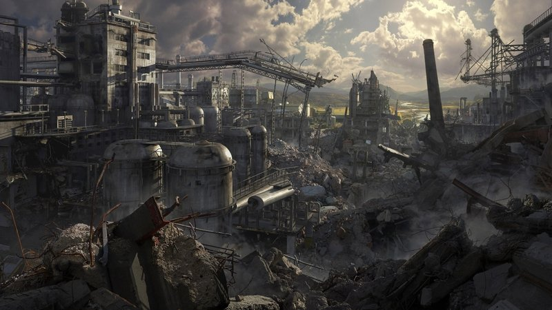 Лучший арт мира Fallout | Канобу - Изображение 17
