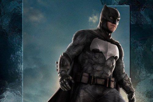 Как мог выглядеть Бэтмен вотмененном фильме про Лигу справедливости