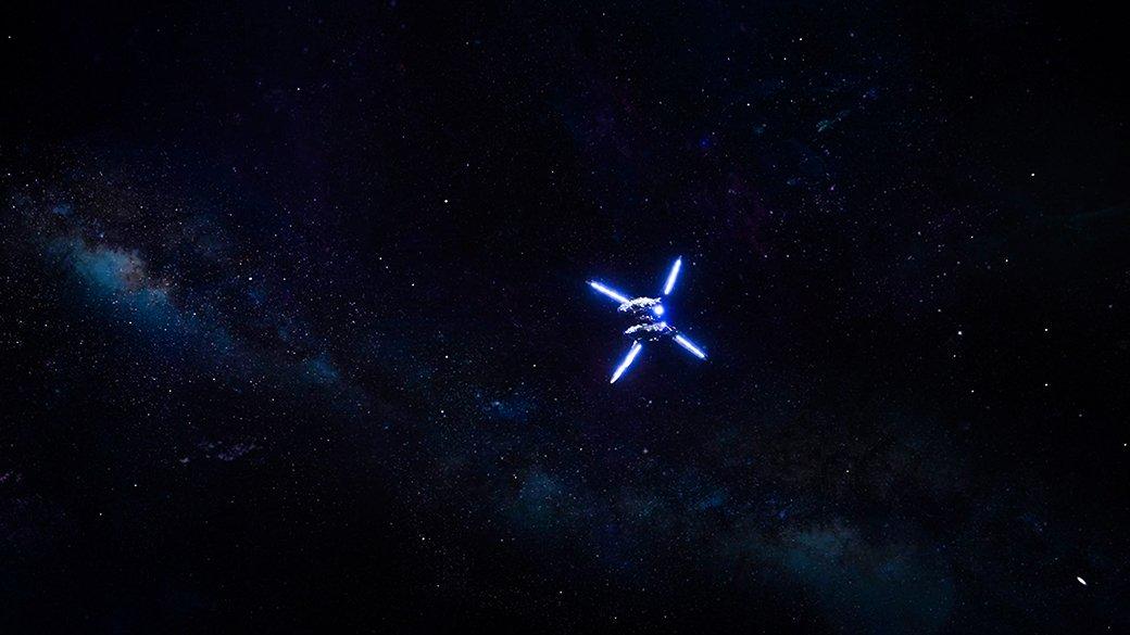 Потрясающий космос Mass Effect: Andromeda   Канобу - Изображение 9893