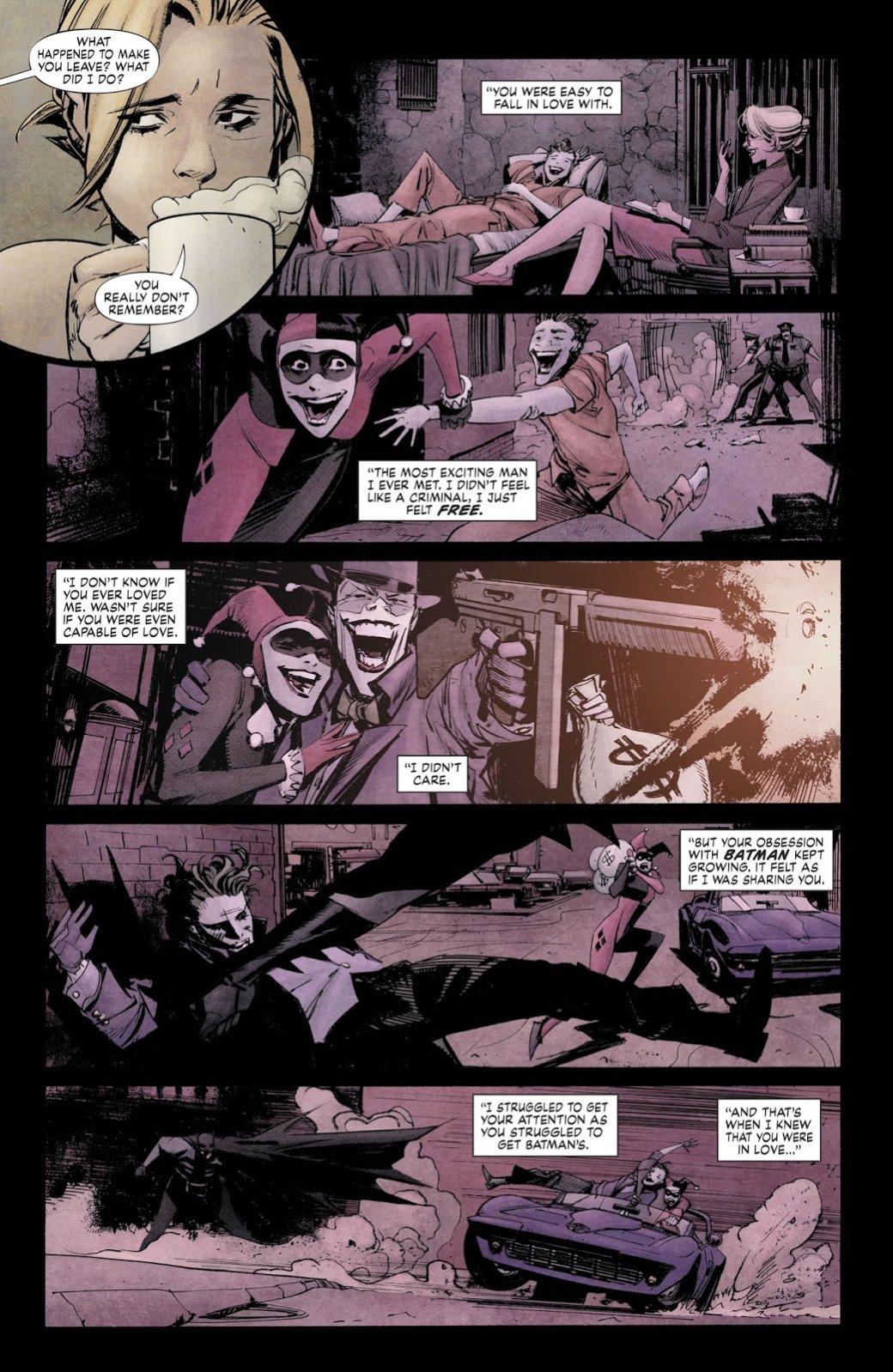 Открытия 2017— комиксы: Star-Lord, Infamous Iron Man, Batman: The White Knight. - Изображение 11