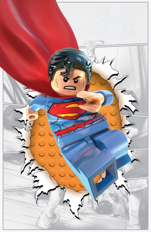 LEGO украшает комиксы DC  | Канобу - Изображение 2
