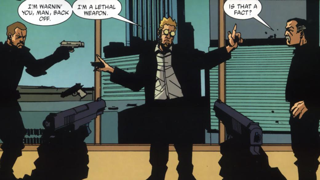«Классика Vertigo»: The Losers— безумный экшен обывших наемниках, мстящих ЦРУ запредательство | Канобу - Изображение 1