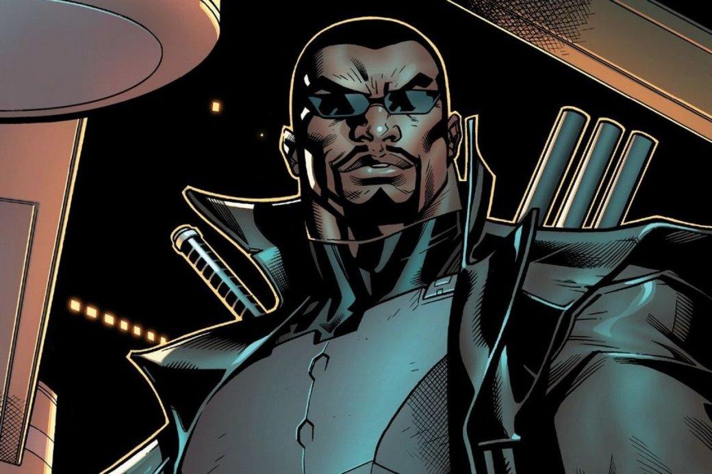 Кто такой Блэйд? Отохотника навампиров дочлена Мстителей исоюзника Людей Икс | Канобу