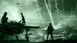 заставка-фон игры в версии PS4