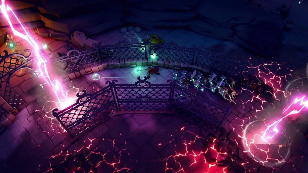 Рецензия на Masters of Anima. Обзор игры - Изображение 6