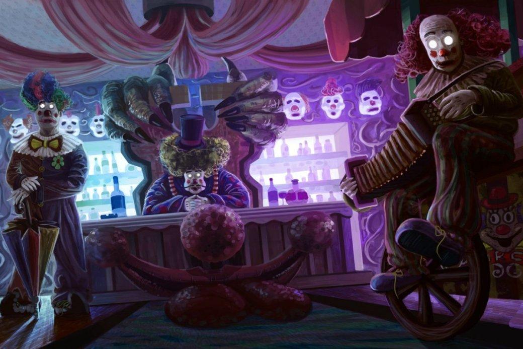 Лучшие фильмы ужасов про клоунов - топ-5 хорроров про злых клоунов, список самого страшного кино | Канобу