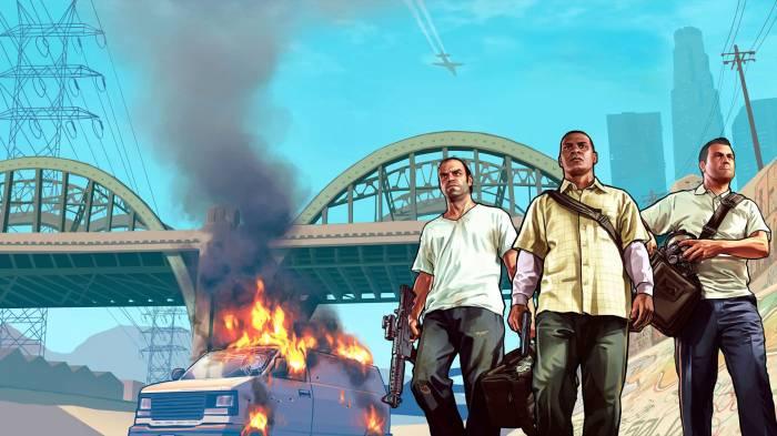 Grand Theft Auto V: обзор пользователя | Канобу - Изображение 1