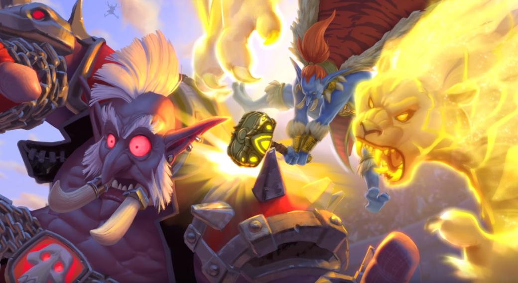 Blizzard анонсировала дополнение для Hearthstone про троллей— Растахановы игрища   Канобу - Изображение 1