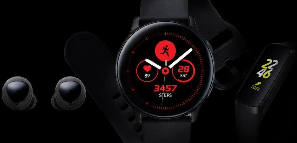 Samsung случайно показала фото часов Galaxy Watch Active, трекера Galaxy Fit и наушников Galaxy Buds | Канобу - Изображение 1553